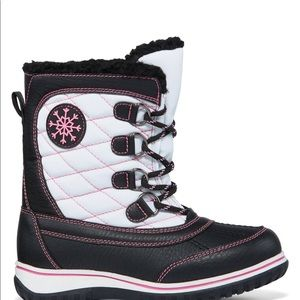 totes Shoes - Totes girls waterproof boots size 3 haddie